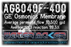 AG8040F 400 GE Osmonics membrane indonesia  large