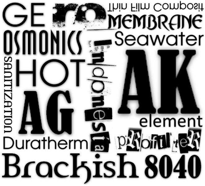 Duratherm Hws Ro8040 Wet Ge Osmonics Reverse Osmosis