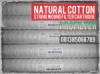 Natural Cotton String Wound Filter Cartridge Indonesia  medium
