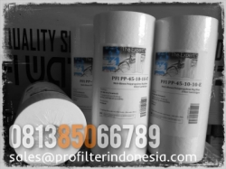 PFI PP45 Big Blue Cartridge Filter Indonesia  large