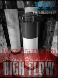 PFI PVC High Flow Cartridge Filter Housing Indonesia  large