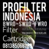 SWRO BWRO FWRO Cartridge Filter Watermaker Indonesia  medium