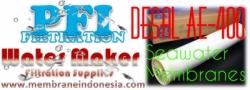 d GE Osmonics Desal AE 400 Seawater Membrane Indonesia  large