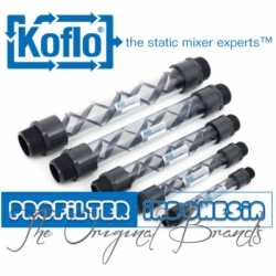 d d d d d d Koflo Clear PVC Static Mixer Indonesia  large