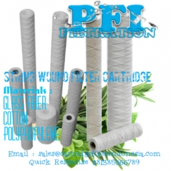 profilter string wound filter cartridges indonesia  large